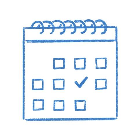 ご予約の変更やキャンセルなどの柔軟な対応