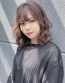 毛利 彩花(New Staff)