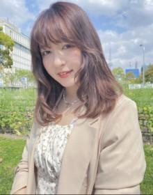 松江 里紗(New Staff)